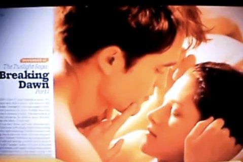 """2226b5f35739e As duas partes de """"Amanhecer"""" serão filmadas em sequência. Melissa  Rosenberg (""""Crepúsculo"""""""